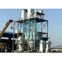 China PLC Control Feed Pellet Production Line / Fish Feed Production Equipment on sale