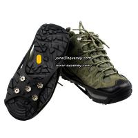 Quality Portable safety nonslip overshoes,Safety anti slip waterproof shoe covers wholesale