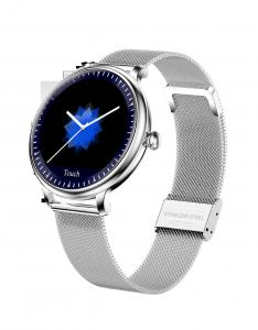 """Quality Ladies Ultra Low Power 1.08"""" Heart Rate Monitor Smartwatch wholesale"""