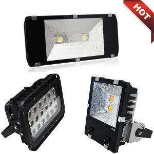 Quality 10W - 200W LED Flood Light AC100 - 240V / 50-60HZ For Stadium Lighting wholesale