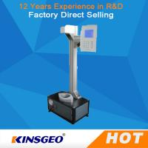 Cheap High Precision Free Falling Dart Impact Tester For Plastic Flim KJ-8261 for sale