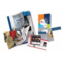Quality advertising High Grade full color booklet printing wholesale
