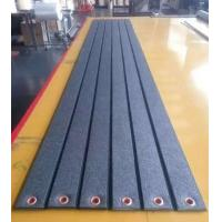 Quality graphite sliding pad/graphite sanding pad for wide belt sanding machine wholesale