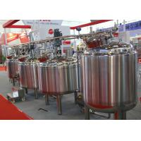 Quality 5BBL Micro Commercial Beer Brewing Equipment For Wort Mash 380V wholesale