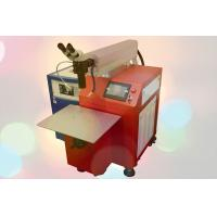 Buy cheap Used Laser Welding Machines , Electric Spot Welder For Gold Silver Product from wholesalers