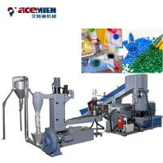 Quality Water Ring Cutting Plastic Film Agglomerator , Plastic Granules Machine PP PE wholesale