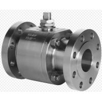 China Full Bore Floating Ball Valve 150lb-2500lbs Pressure Fireproof And Antistatic Design on sale