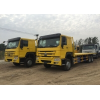 Buy cheap 9.5m Working Paltform 336HP Cargo Truck ZZ1257N5847W from wholesalers