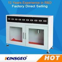 KJ-6010 Peel Adhesion Test Equipment / Viscosity Testing Equipment 10 Sets Weights