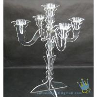 Quality CH (7) wedding cake stand crystal wholesale