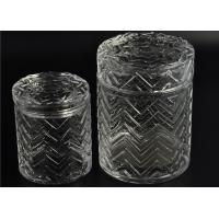 Quality Modern Tall Glass Candle Holder Glassware Large Capacity 69ml wholesale