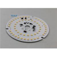 Quality High CRI Round LED Module Panel Ring Shape , Waterproof Sign LED Modules wholesale