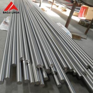 China ASTM F136 Gr23 Medical titanium surgical implant titanium rod 6mm 8mm 10mm 12mm 14mm on sale