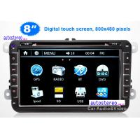 China Auto Radio Car Stereo Sat Nav , GPS Sat Nav with GPS Antenna on sale