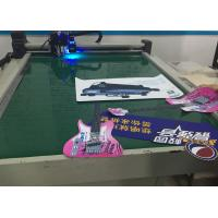 China Printing sticker cutting plotter small production making cutting table on sale