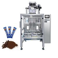 China Spice / Coffee Powder Multi Lane Packaging Machine High Speed Fully Automatic on sale