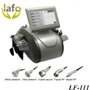 Quality HOTTEST!!! 6 IN 1 Professional Ultrasonic RF Vacuum Cavitation Machine wholesale