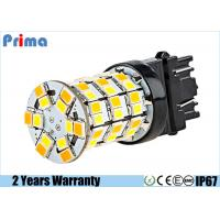 China 3157 Switchback LED Car Light Bulbs 60 SMD LED Tower 360° Viewing Angle 150 Lumen on sale