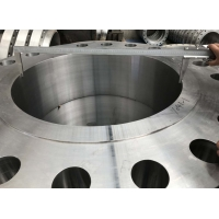 China ASTM A694 F52 F60 B16.5 Stainless Forged Carbon Steel Flange on sale
