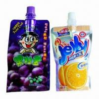 Quality Liquid Packaging/Stand Up Pouches with Spout, Flexible Packaging, Gravure Printing wholesale