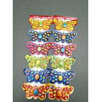 Cheap Multi Fruit Flavour Compressed Hard Candy Butterfly Shaped 12 Months Shelf Time for sale