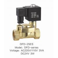 Quality 24VDC Low Power Air Valve Solenoid Slowly Heating Up With ES Coil wholesale