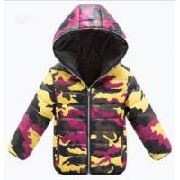 Quality Customized duck goose down filled first down jackets wholesale