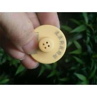 Quality LF 125Khz RFID Animal Ear Tag Passive EM4305 Customized Size In Animal Breeding wholesale