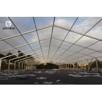 Buy cheap Aluminum Frame Outdoor Warehouse Tents , Warehouse Storage Tent With High from wholesalers