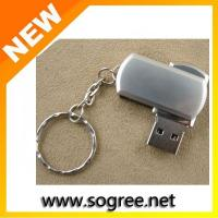 China Metal USB Flash Pen Drive for Laser Engraving Logo with Free Sample on sale