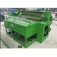 Quality Animals Cage Fence Mesh Welding Machine 40-60 Times / Minute 380V 50 Hz wholesale