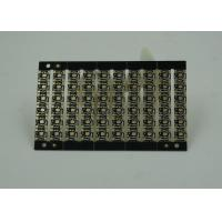 Quality Immersion Gold PCB Board Fabrication / Black Thick PWB Printed Wire Board wholesale