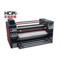 Quality Multifunctional Calendar Rotary Roller Heat Press Machine For Fabric , Printing Width 1.9m wholesale