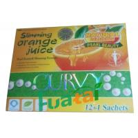 China Slimming Orange Juice Natural Lose Weight Coffee For fat burner on sale