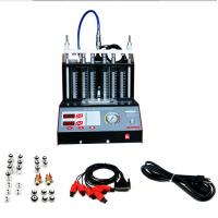 Quality Super 110V/220V CT200 Fuel Injector Cleaner & Tester Better than LAUNCH CNC602A CNC-602A w wholesale