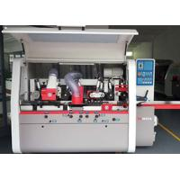 Quality Four Shaft Four Side Moulder Feeding Speed 36 M / Min For Wood Moulding wholesale