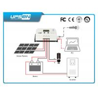 Quality Auto cool Solar Charger Controller , 12 volt solar panel charge controller wholesale