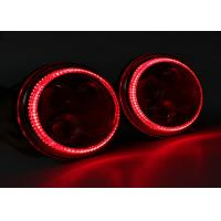 Buy cheap Jeep Wrangler LED Off Road Driving Lights 40 W With Osram Auto Lighting product
