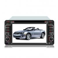 Quality In Dash GPS Navigation System For Toyota Universal Car Wince 6.0 Core wholesale