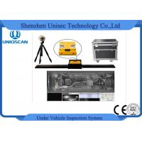 Quality Movable Under Vehicle Bomb Detector Customized System Interface Language wholesale
