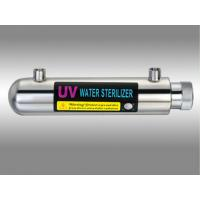 Quality Residential UV Ultraviolet Sterilizer For Water Purifier , SS 304 Housing wholesale