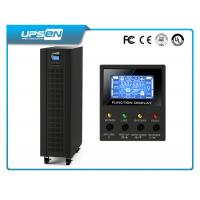 Buy cheap Industrial Uninterrupted Power Supply Pure Sine Wave Output Long Backup Time product