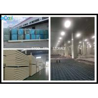 Quality Color Steel Sheet Cold Storage Panels With Low Thermal Conductivity wholesale