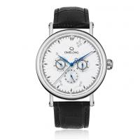 Quality Three Eye Six Needle Chronograph Watch for Business Men wholesale