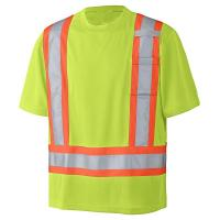 Buy cheap Hi Vis T-shirt Reflective Roadway Safetywear from wholesalers