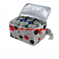 Quality Convenient drinks pack lightweight travel cooler bag keep drinks fresh wholesale