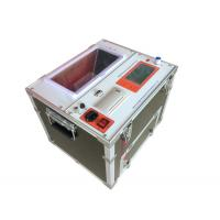 Quality 80kv Transformer Tester Automatic Insulating Oil Dielectric Strength Measuring Instruments wholesale