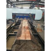Quality wood tree harvester band sawmill, large band saw for sale, log cutting band saw wholesale