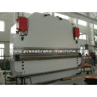 China Plate Processing CNC Hydraulic Press Brake  600 T Pressure CE Certified on sale