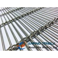 Buy cheap Aluminum Cable Rod Mesh, Light Weight & Aesthetic Design for Decorative from wholesalers